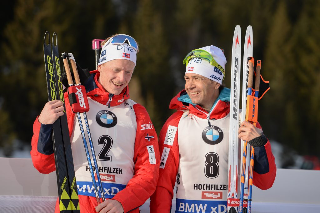 IBU World Championships Biathlon, Pursuit Men, Hochfilzen (AUT)
