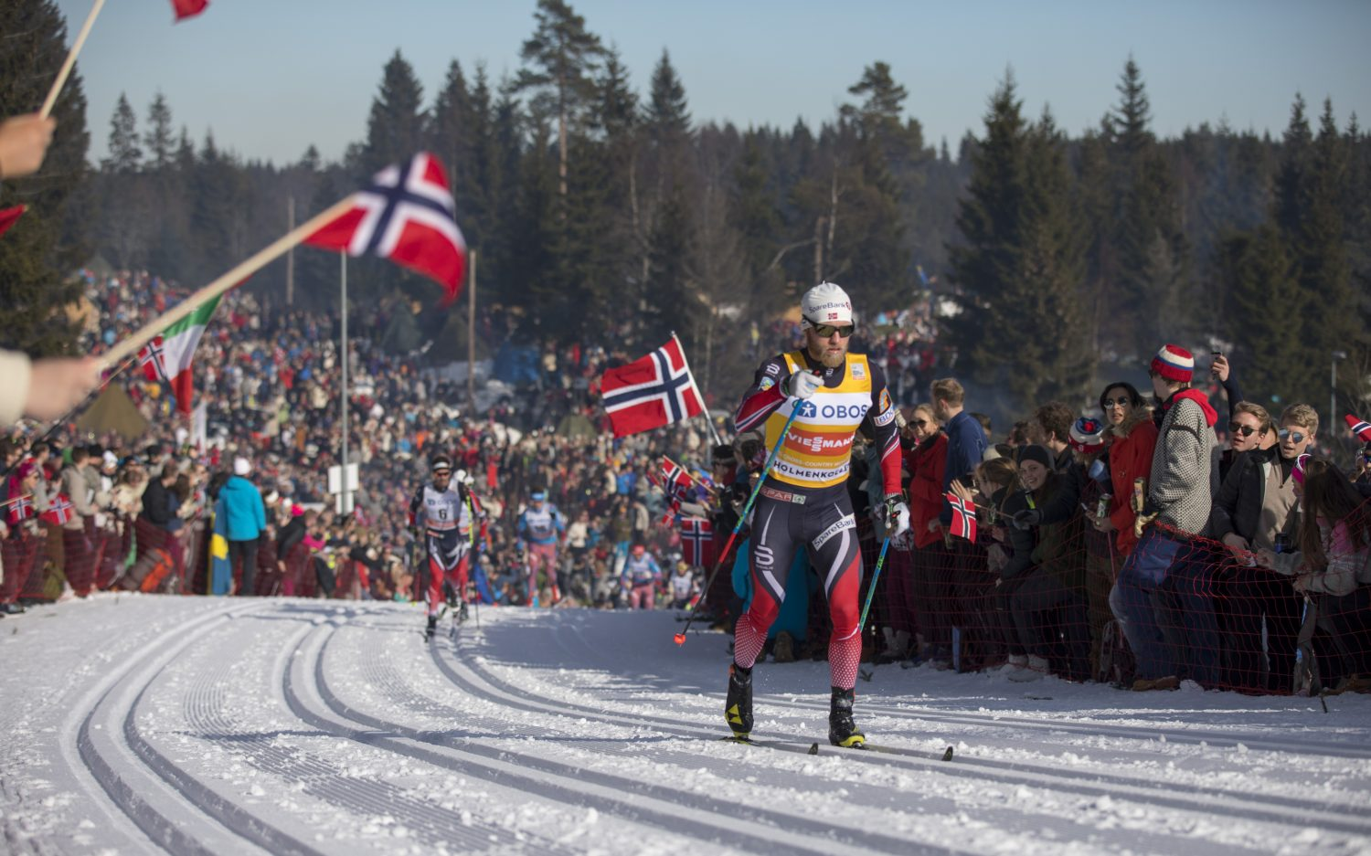 Welcome to FIS World Cup Nordic | Holmenkollen Skifestival