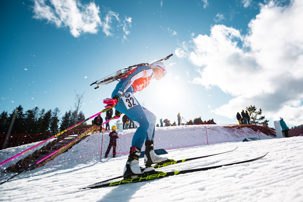 Skiskytterfest 2019 BMW IBU World Cup Biathlon